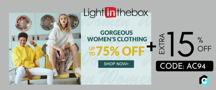 lightinthebox Coupon Code