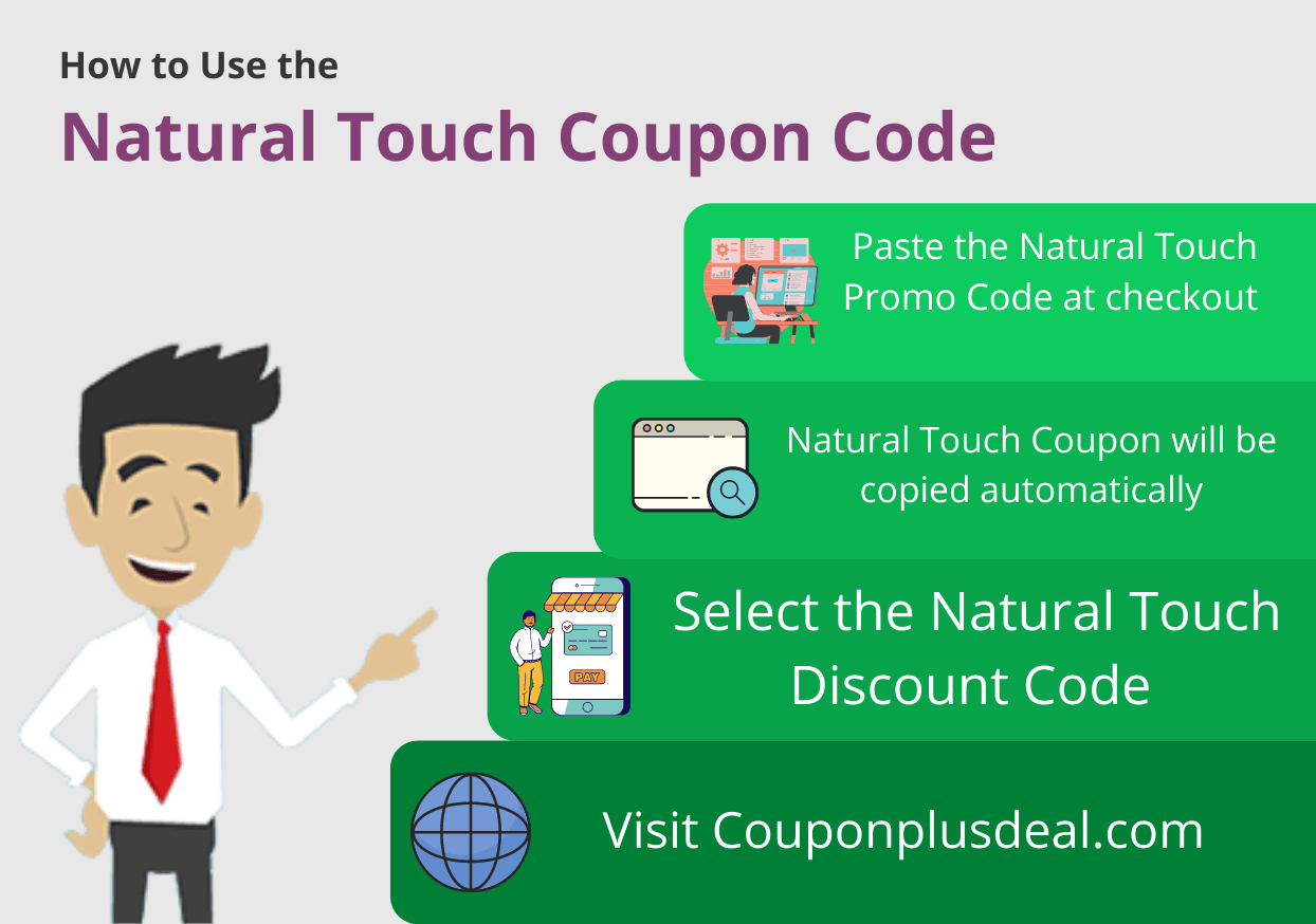 Natural Touch Coupon Code