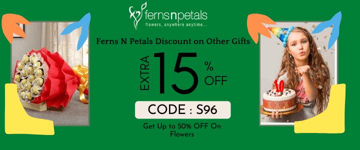 Ferns N Petals Coupon Code