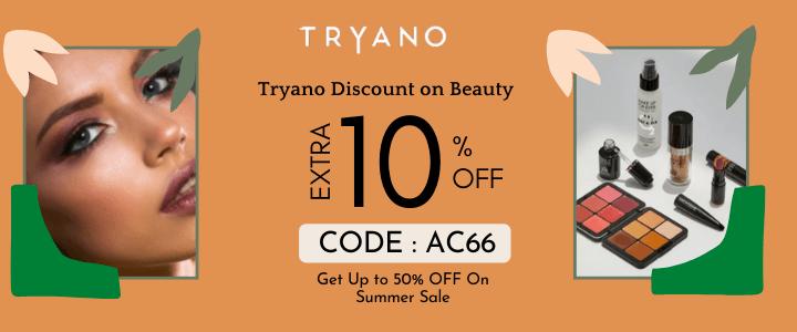 Tryano Coupon Code
