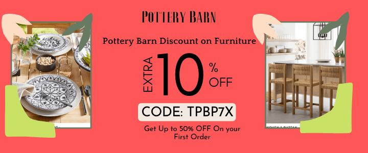 Pottery Barn UAE Coupon Code