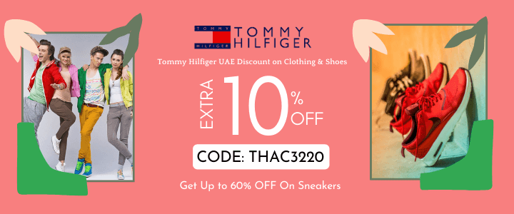 Tommy Hilfiger UAE Coupon Code