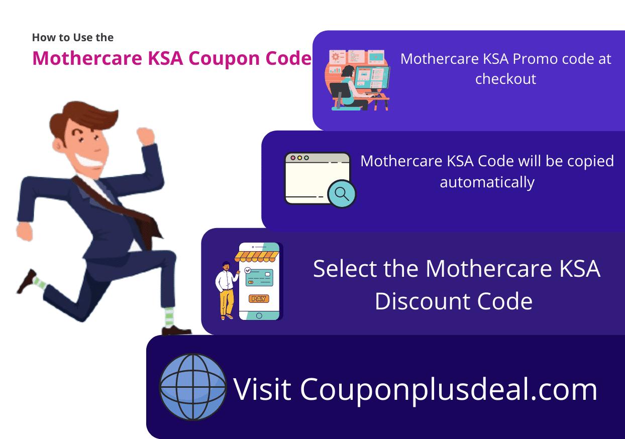 Mothercare KSA Coupon Code