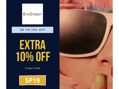 6th Street Coupon Code